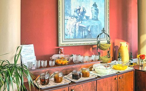 Breakfast buffet / Detail